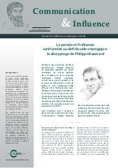 Communication & influence n°35 (07/...