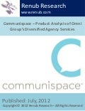 Communispace – product analysis of omni group's diversified agency services