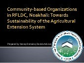 Community-based Organizations in RF...