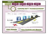 Community management