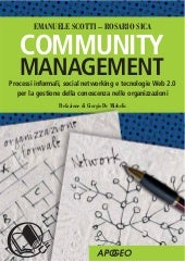 Community Management Capitolo Colti...