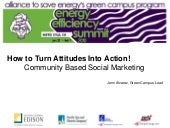 How to Turn Attitudes Into Action!:...