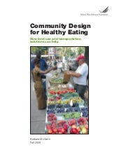 Community Design for Healthy Eatin...