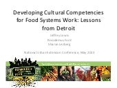 Developing Cultural Competencies fo...
