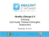 Community themes and strengths presentation dec 12 2014