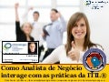 Como Analista de Negocio Interage com as Práticas da ITIL