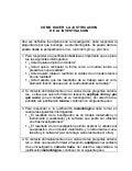 Ejemplo De Justificacion Teorica De Una Tesis