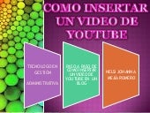 Como subir un video en youtube pdf
