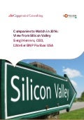 Companies to Watch in 2014: View from Silicon Valley