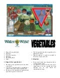 Waterwise Vegetable Gardening - Australia