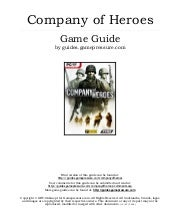 Company.of.heroes.game.guide.(gamep...