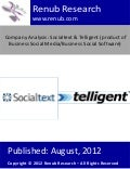 Company analysis  – socialtext and telligent
