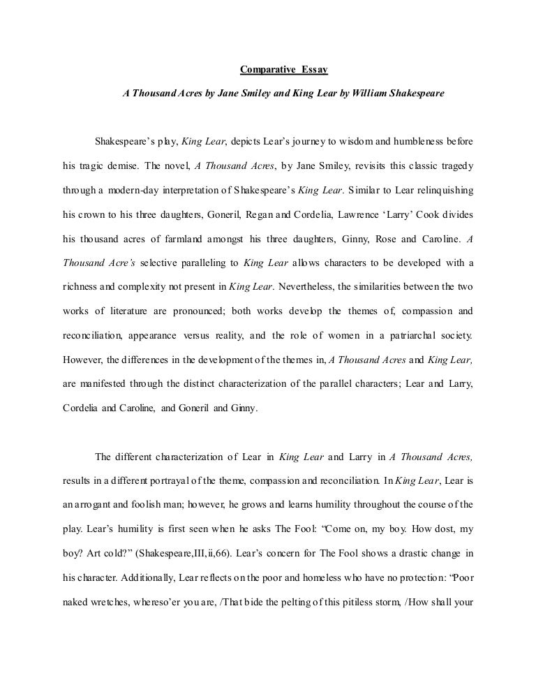 Good short stories for analytical essays