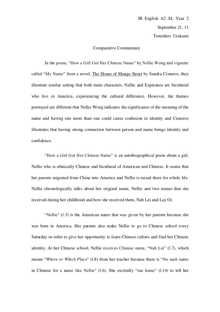 Examples of essays with thesis