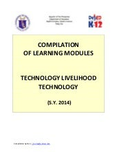 Compilation of Learning Module in T...