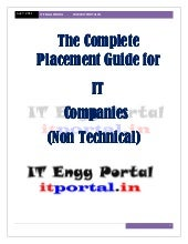 Complete placement guide(non techni...