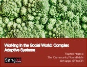 Working in the Social World: Comple...
