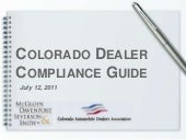 Compliance Guide Presentation Full ...
