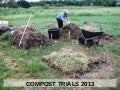 Compost Trials 2013