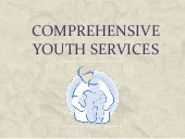 Comprehensive youth services