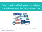 Comprendre, developper et analyser ...