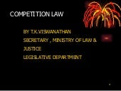 Comprtition law