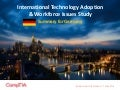 International Technology Adoption & Workforce Issues Study - German Summary