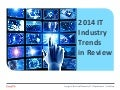CompTIA 2014 IT Trends in Review