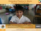 Compulsory Pre-School in Mexico - P...