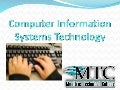 Computer information systems program power point