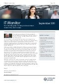 Computer People It Monitor September 2011
