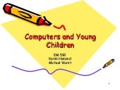 Computers%20and%20 Young%20 Childre...