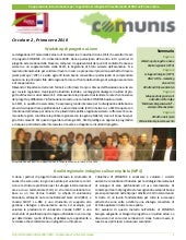 Comunis newsletter 2 Italiano