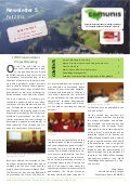 Comunis newsletter 5 English