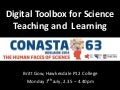 CONASTA63 - Digital Toolbox for Science Teaching and Learning