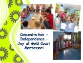 Concentration   independence – joy ...