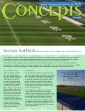 Synthetic Turf Fields: Maximize your field use, minimize the mud and maintenance