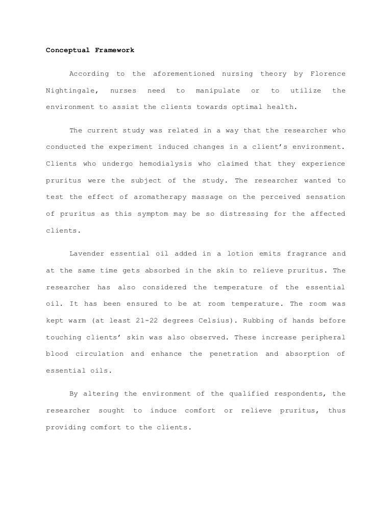 Graduate school admissions essay conceptual framework