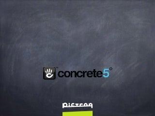 Concrete5で運用をデザイン