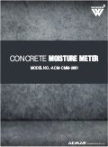 Concrete Moisture Meter By ACMAS Technologies Pvt. Ltd.