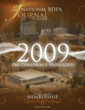 2009 National BDPA Pre-Conference J...