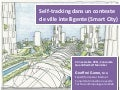 Self-tracking dans un contexte de ville intelligente (Smart City)