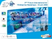 Numeriglobe, Forum International de...