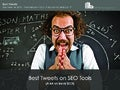 Best Tweets on SEO Tools from 3 Search Conferences 2013, from SEOinhouse.com