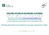 Young People, Farming and Food Conf...
