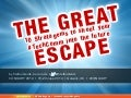 The Great Escape - 10 Stratagems to Shoot your #TechComm Into the Future