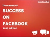 The Secret to Viral Content on Facebook