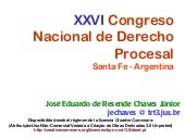 Congreso Santa Fe Jun 2011