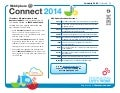 WebSphere at IBM Connect 2014_flyer