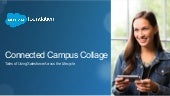 Connected Campus Collage: Tales of Using Salesforce Across the Lifecycle